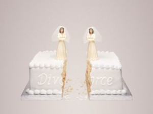 gay divorce brides