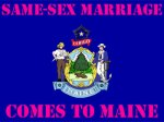 Maine Same-sex Marriage Seal
