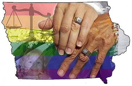 Read: Iowa Republicans introduce marriage amendment